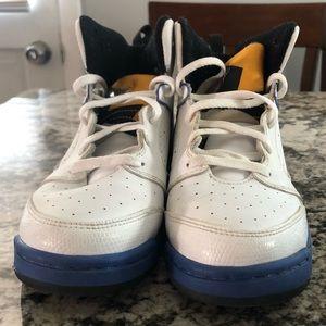Youth air Jordan sneakers